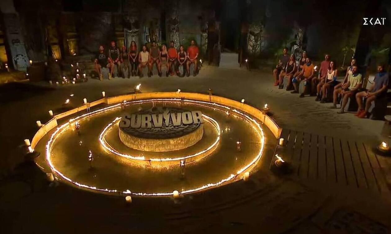 Survivor: Χαμός στο συμβούλιο - Έτοιμες να πιαστούν στα χέρια οι ομάδες (video)