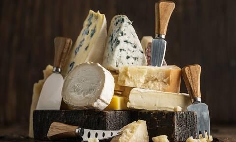 Ποια τυριά περιέχουν το περισσότερο αλάτι (εικόνες)