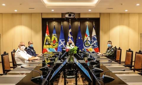 Κρίσεις στις Ένοπλες Δυνάμεις: Συνεδριάζει το ΚΥΣΕΑ – Ποιοι Αρχηγοί μένουν στη θέση τους και γιατί