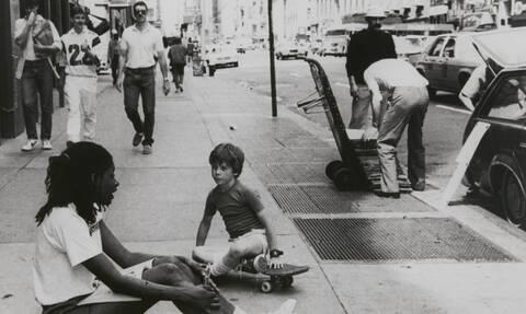 Η Νέα Υόρκη του '70 και '80 μέσα από τον φακό του Rudy Burckhardt