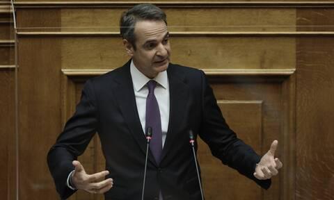 Μητσοτάκης: Η Ελλάδα μπορεί να επεκτείνει τα χωρικά ύδατα και στην Κρήτη και αλλού