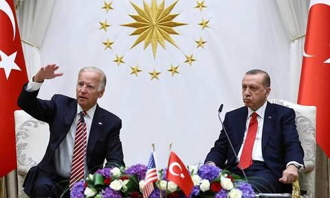 Τρέμει ο Ερντογάν: Έτσι θα τον «πνίξει» ο Μπάιντεν - Γιατί ανησυχεί ο πρόεδρος της Τουρκίας