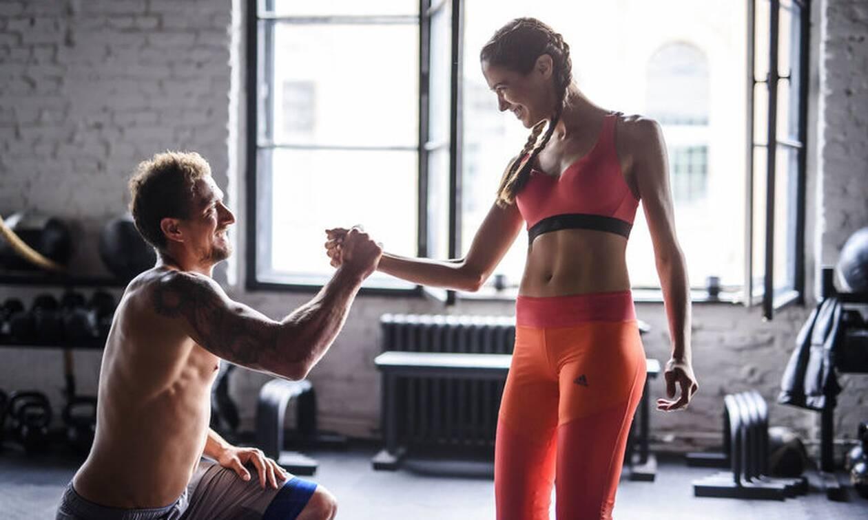Ήξερες πως υπάρχει ειδική προπόνηση για να γίνεις καλύτερος στο σεξ;