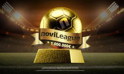 Νέα NoviLeague με 1,000,000€ στον νικητή και 220,000€ εγγυημένα σε όλους