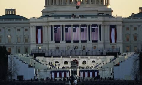 Live - Ορκωμοσία Μπάιντεν: Λεπτό προς λεπτό η αναχώρηση Τραμπ από τον Λευκό Οίκο