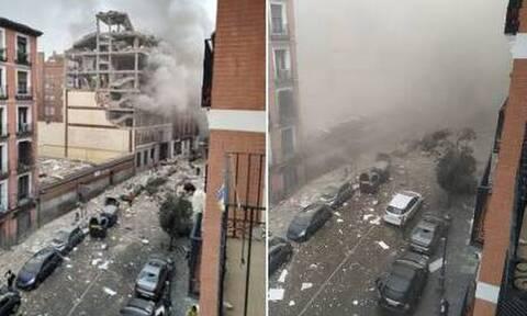 Έκρηξη στο κέντρο της Μαδρίτης