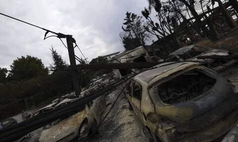 Μάτι: Κατέθεσε στον ανακριτή η Βάρβαρα Φύτρου που έχασε την οικογένειά της στη φονική πυρκαγιά
