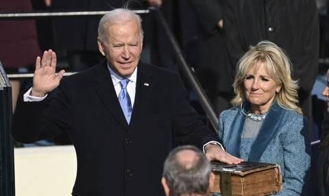 Τζο Μπάιντεν: Επισήμως ο 46ος πρόεδρος των ΗΠΑ, ορκίστηκε στην Ουάσινγκτον