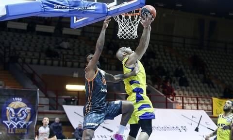 Basket League: Οκτώ σερί νίκες το Λαύριο! - Η βαθμολογία και τα highlights (photos+video)