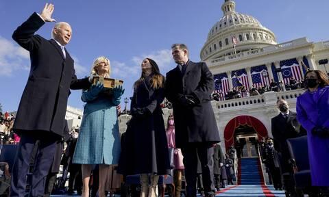 Τζο Μπάιντεν, ο 46ος πρόεδρος των ΗΠΑ - «Θα είμαι πρόεδρος όλων των Αμερικανών»
