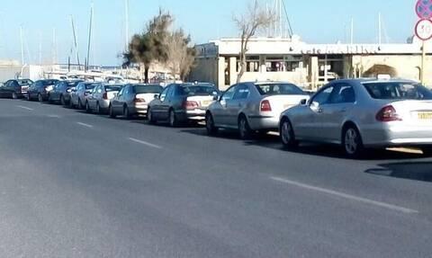 Κρήτη: 26χρονος άνοιξε «βεντέτα» με τους ταξιτζήδες - Το πιτ μπουλ και το τρύπιο γκαζάκι