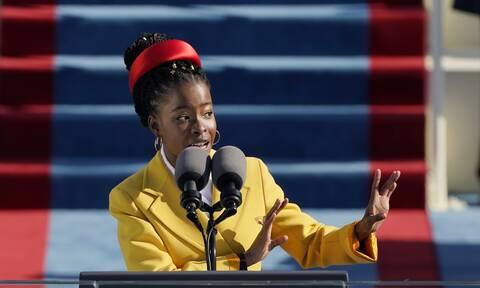 Ορκωμοσία Τζο Μπάιντεν:Ποια είναι η νεαρή Αφροαμερικανίδα ποιήτρια που προκάλεσε αίσθηση
