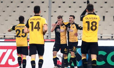 ΑΕΚ – Απόλλων Σμύρνης 2-0: Ουσία, κέρδη και ξεκάθαρο προβάδισμα