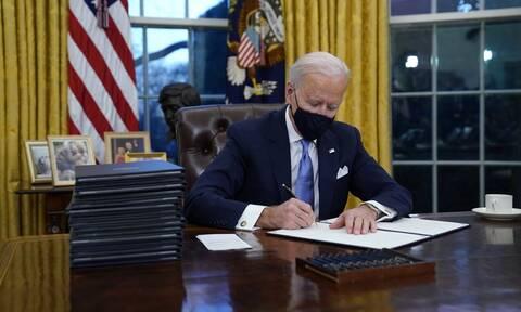 Υπέγραψε το εκτελεστικό διάταγμα ο Μπάιντεν - Οι ΗΠΑ επιστρέφουν στη συμφωνία του Παρισιού
