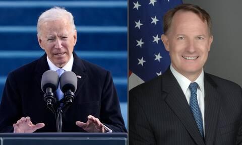 Πρώην πρέσβης των ΗΠΑ στην Ελλάδα ορίστηκε προσωρινός υπουργός Εξωτερικών