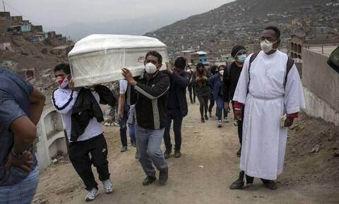 Κορονοϊός στο Μεξικό: 1.539 θάνατοι και 20.548 κρούσματα σε 24 ώρες