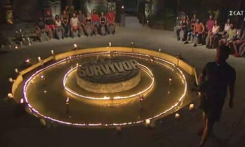 Survivor: Δεν ξανάγινε! Η ανατροπή στη διαδικασία αποχώρησης - Ποιος έφυγε από το παιχνίδι (video)