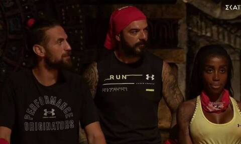 Survivor: Άγριος καυγάς στο συμβούλιο – Τριαντάφυλλος εναντίον όλων (video)