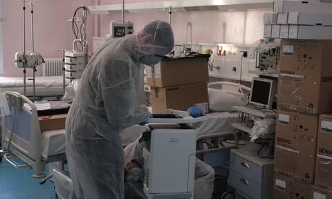Κορονοϊός: Οι γεμάτες ΜΕΘ αυξάνουν τον κίνδυνο θανάτου ασθενών με covid-19