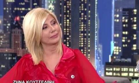 Ζήνα Κουτσελίνη: Αποκάλυψε την ερώτηση που την έκανε να φύγει από το γύρισμα του «The 2night Show»