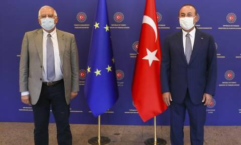 Ευρώπη προς Τουρκία: Έχετε δύο μήνες να πείσετε - Δεν ξεχνάμε τις επιθετικές ενέργειες
