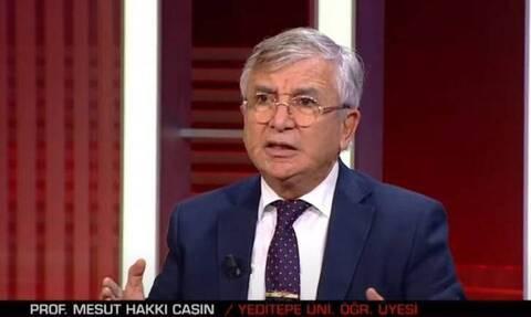Εξαπολύει απειλές σύμβουλος Ερντογάν για δημοσιογράφο: «Θα τον ταΐσουμε στους καρχαρίες»