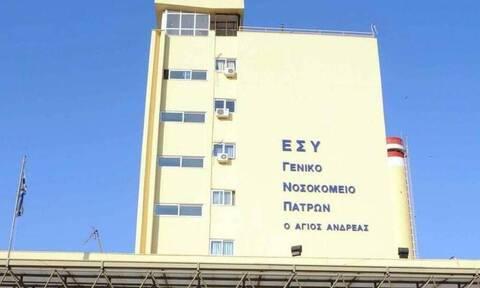 Κορονοϊός: Αγωνία για μεγάλη διασπορά στο Γενικό νοσοκομείο «Άγιος Ανδρέας»