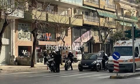 Συναγερμός στη Θεσσαλονίκη: Ανταλλαγή πυροβολισμών στη μέση του δρόμου – Σε επιφυλακή η ΕΛ.ΑΣ.