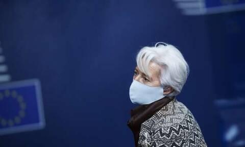Λαγκάρντ: Η πανδημία εξακολουθεί να θέτει σοβαρούς κινδύνους