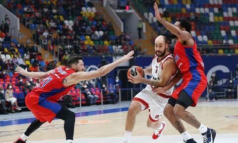 Euroleague: Αυξήθηκε το όριο! Με περισσότερο κόσμο η ΤΣΣΚΑ Μόσχας