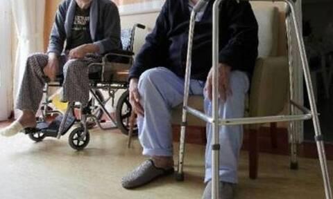 Λαμία: «Έφοδος» της Αστυνομίας σε παράνομο γηροκομείο