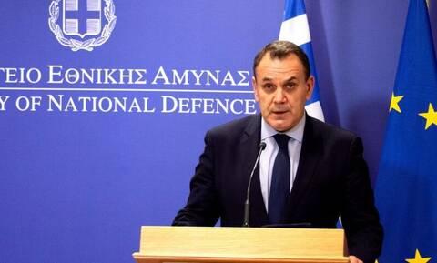 Παναγιωτόπουλος για αύξηση στρατιωτικής θητείας: Απόφαση στο πλαίσιο ενίσχυσης των Ενόπλων Δυνάμεων