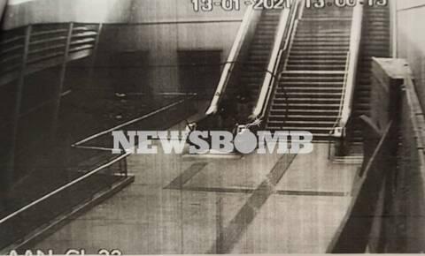 Επίθεση Μετρό: Ολόκληρη η κατάθεση του σταθμάρχη - «Φοβήθηκα τι θα βγάλει από το τσαντάκι»