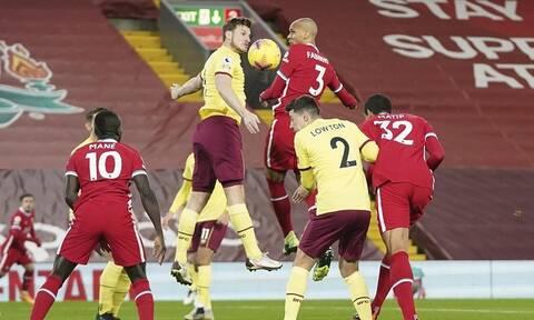 Premier League: Αήττητο τέλος μετά από 69 ματς για τη Λίβερπουλ! - Δείτε όλα τα γκολ (videos+photos)