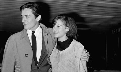 Γαλλία: Πέθανε η ηθοποιός Ναταλί Ντελόν - Ήταν η μοναδική σύζυγος του Αλέν Ντελόν