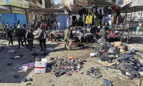 Ιράκ: Το Ισλαμικό Κράτος πίσω από την πολύνεκρη διπλή επίθεση βομβιστών-καμικάζι στη Βαγδάτη