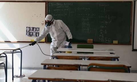Κορονοϊός - Κλειστά σχολεία την Παρασκευή (22/1): Δείτε ΕΔΩ την αναλυτική λίστα