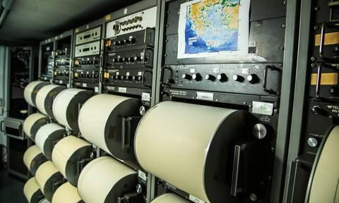 Σεισμός στο Μυρτώο Πέλαγος - Κοντά στη Μονεμβασιά το επίκεντρο