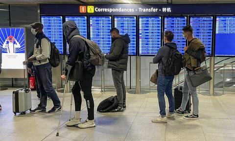 Κορονοϊός: Μόνο με αρνητικό τεστ PCR η είσοδος στη Γαλλία για τους πολίτες της ΕΕ