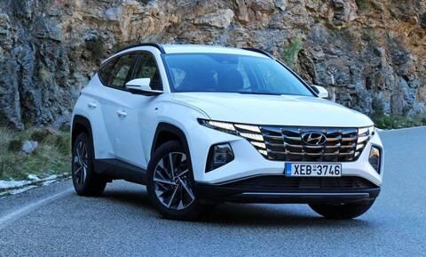 Το ολοκαίνουργιο Hyundai Tucson δεν είναι μόνο οπτικά εντυπωσιακό