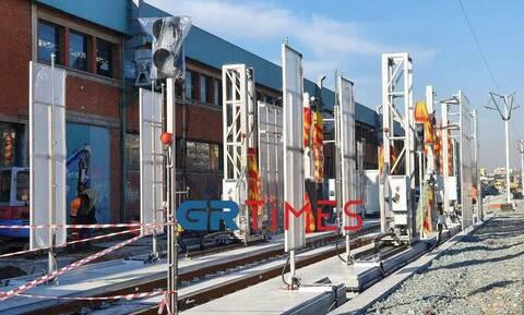«Λευκά βέλη»: Πού θα σταθμεύουν τα γρήγορα τρένα για το Αθήνα – Θεσσαλονίκη (pics)
