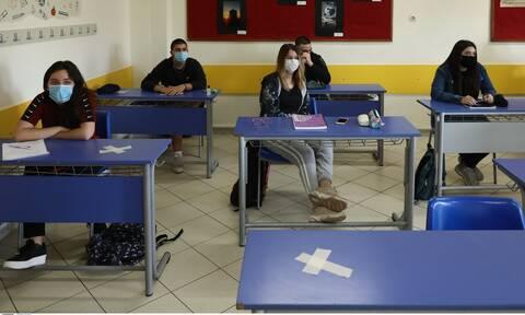 Άρση μέτρων – Γυμνάσια, Λύκεια: Αντίστροφη μέτρηση για το επόμενο «άνοιγμα»