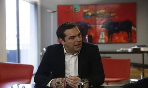 Αλέξης Τσίπρας: Δεν αποκλείω πρόωρες εκλογές