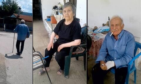 Αιτωλοακαρνανία: Αυτό είναι το ηλικιωμένο ζευγάρι της φονικής ληστείας στο Χαλκιόπουλο (vid)