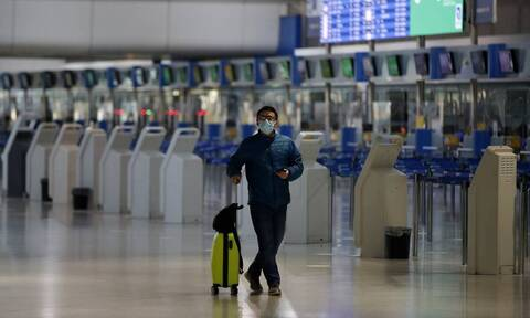 ΝΟΤΑΜ: Παράταση των αεροπορικών οδηγιών για τους ταξιδιώτες - Τι ισχύει με την καραντίνα