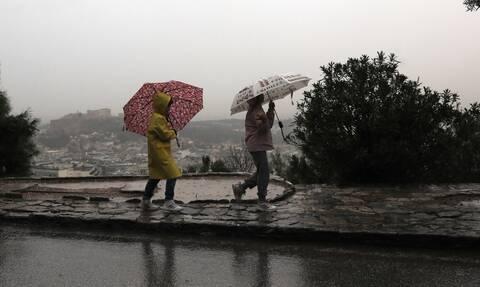 Έκτακτο δελτίο ΕΜΥ: Βροχές, καταιγίδες και θυελλώδεις άνεμοι - Πού θα «χτυπήσει» η κακοκαιρία