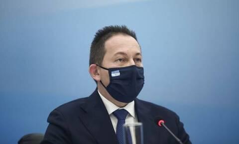 Πέτσας: Θα αποκαταστήσουμε την κυβερνησιμότητα στην Τοπική Αυτοδιοίκηση με τον νέο εκλογικό νόμο