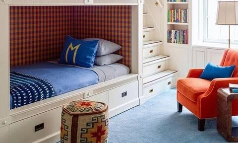 Πάρτε ιδέες και ανανεώστε το δωμάτιο των γιων σας