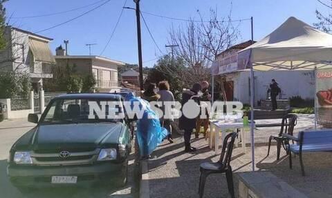 Χαρδαλιάς: Τοπικό lockdown στον οικισμό Ρομά του Δύστου Ευβοίας - Τι περιλαμβάνουν τα νέα μέτρα