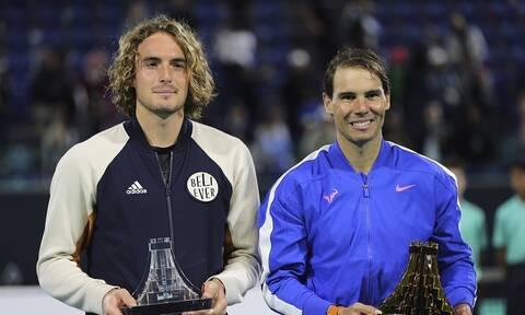 Στέφανος Τσιτσιπάς: Ξανά αντιμέτωπος με τον Ράφα Ναδάλ – Η κλήρωση της Ελλάδας στο ATP Cup